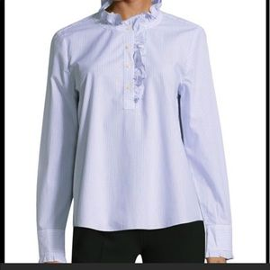 KATE SPADE Ruffled Detail Blouse